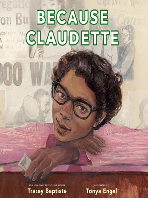 cover image of Because Claudette