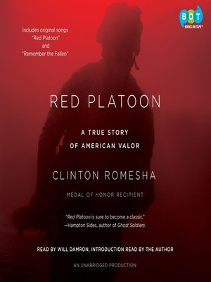 cover image of Red Platoon