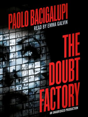 cover image of The Doubt Factory