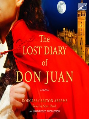 cover image of The Lost Diary of Don Juan