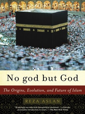 cover image of No god but God