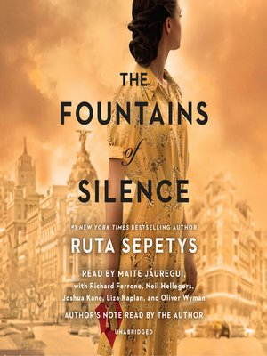 cover image of The Fountains of Silence