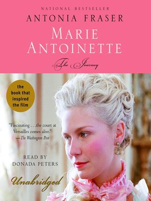 cover image of Marie Antoinette