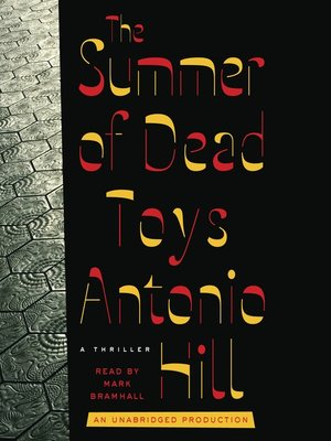 cover image of The Summer of Dead Toys
