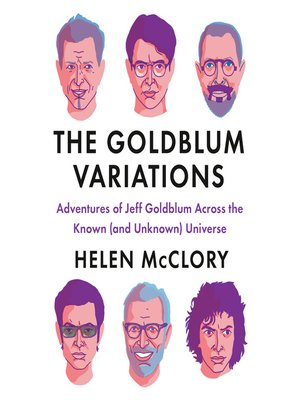 cover image of The Goldblum Variations
