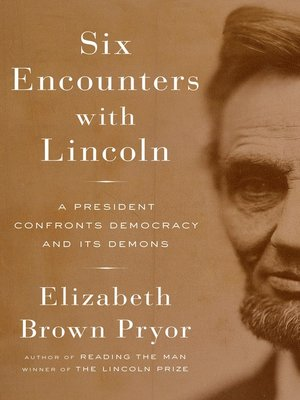 cover image of Six Encounters with Lincoln