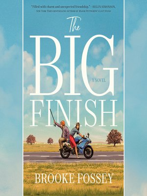 cover image of The Big Finish