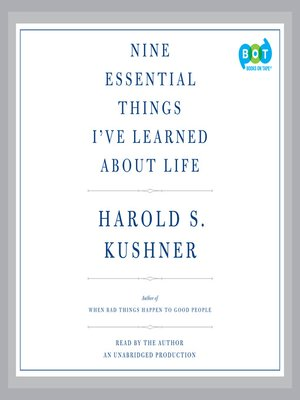when bad things happen to good people by kushner pdf