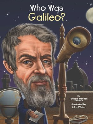 cover image of Who Was Galileo?