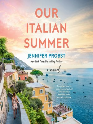 cover image of Our Italian Summer