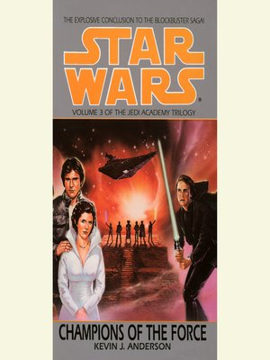 cover image of Champions of the Force