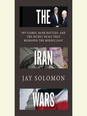 cover image of The Iran Wars