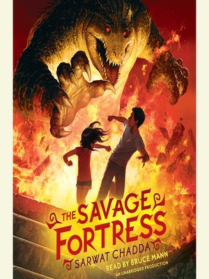 cover image of The Savage Fortress