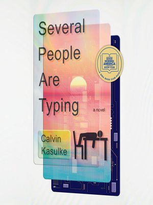 cover image of Several People Are Typing
