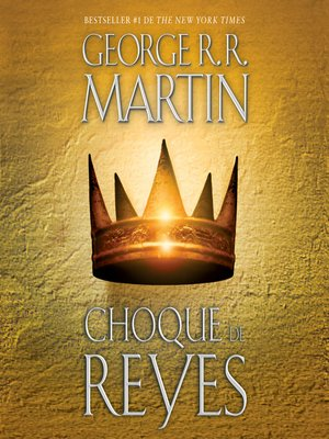 cover image of Choque de reyes