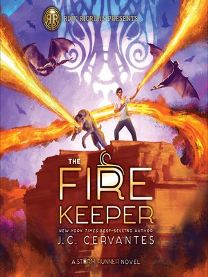 cover image of The Fire Keeper