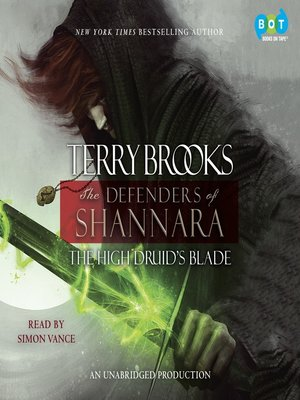 cover image of The High Druid's Blade