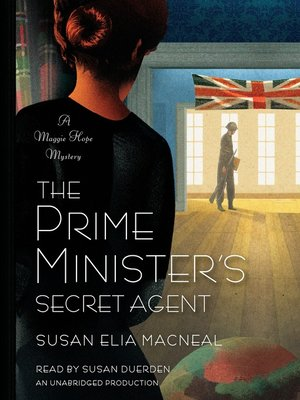 cover image of The Prime Minister's Secret Agent