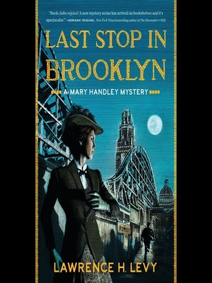 cover image of Last Stop in Brooklyn
