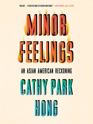 cover image of Minor Feelings