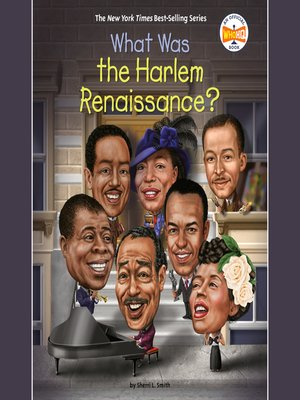 cover image of What Was the Harlem Renaissance?