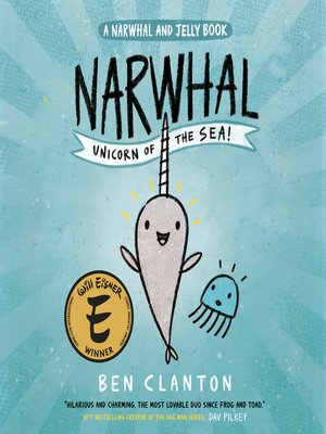 cover image of Narwhal: Unicorn of the Sea