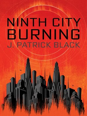 cover image of Ninth City Burning