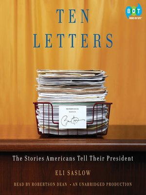 cover image of Ten Letters