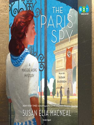 cover image of The Paris Spy