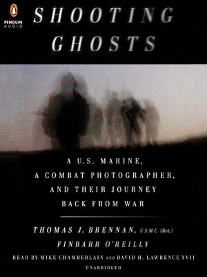 cover image of Shooting Ghosts