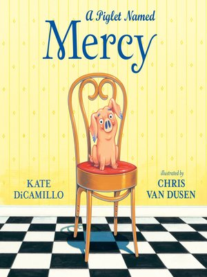 cover image of A Piglet Named Mercy