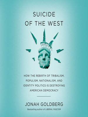 cover image of Suicide of the West
