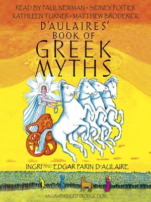 d aulaires book of greek myths by ingri d aulaire ·  listen to a sample
