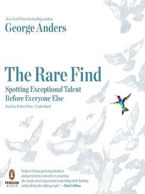 cover image of The Rare Find