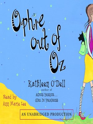cover image of Ophie Out of Oz
