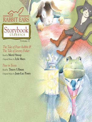cover image of Rabbit Ears Storybook Classics, Volume 4