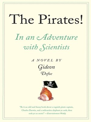 cover image of The Pirates! In an Adventure with Scientists