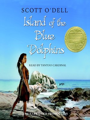 cover image of Island of the Blue Dolphins