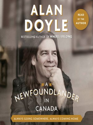 cover image of A Newfoundlander in Canada