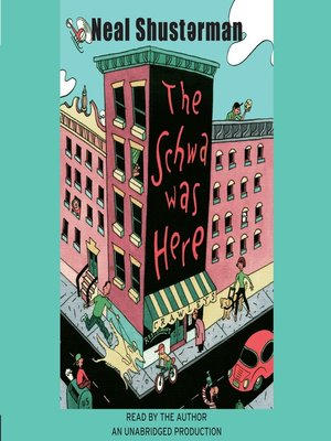 cover image of The Schwa Was Here