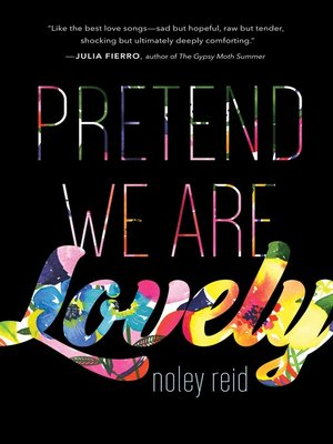 cover image of Pretend We Are Lovely