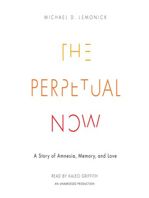cover image of The Perpetual Now