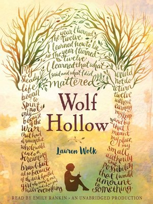 cover image of Wolf Hollow