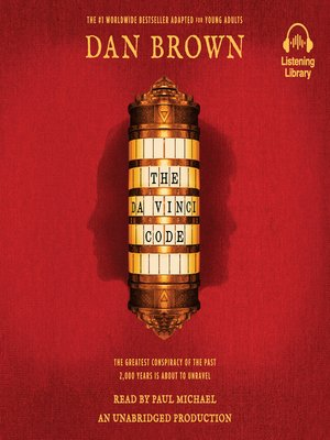 cover image of The Da Vinci Code (The Young Adult Adaptation)