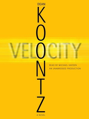 cover image of Velocity