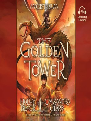 cover image of The Golden Tower