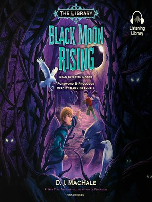 cover image of Black Moon Rising