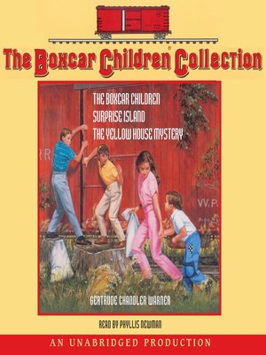 The boxcar children beginning by patricia maclachlan overdrive the boxcar children collection fandeluxe Document
