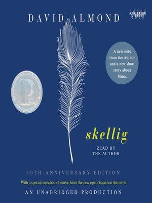 cover image of Skellig
