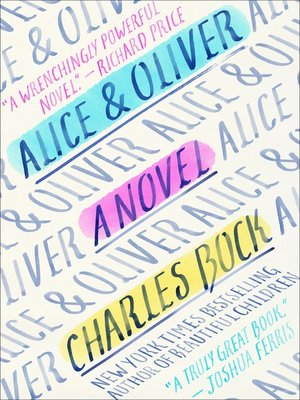 cover image of Alice & Oliver